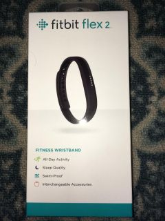 Never opened Fitbit Flex 2