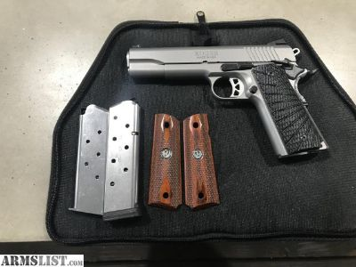 For Sale: Ruger SR1911