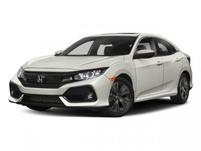2018 Honda CIVIC HATCHBACK EX-L Navi (Gray)
