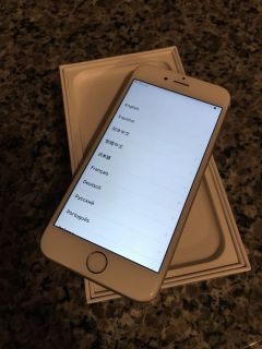 Silver IPhone 6S 32 GB