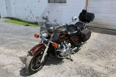 Motorcycle Auction Ending 6/23