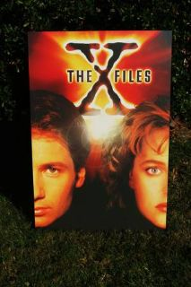 X  Files Wall Picture - x002410 (Sidney