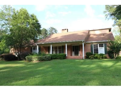 5 Bed 3 Bath Foreclosure Property in Milledgeville, GA 31061 - Stone Meadow Rd