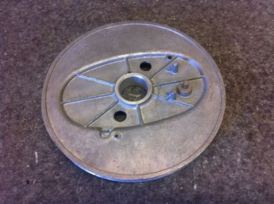 Purchase New OEM Johnson & Evinrude Recoil Starter Pulley # 0377229 motorcycle in Scottsville, Kentucky, United States, for US $19.95