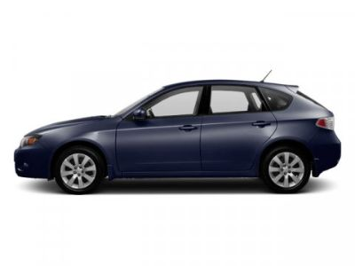 2011 Subaru Impreza WRX STI (Plasma Blue Pearl)