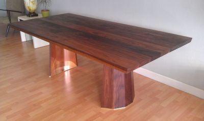 Brass / Cooper Legged Dining Table