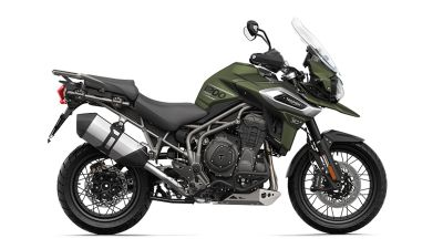 2018 Triumph Tiger 1200 XCx Dual Purpose Motorcycles Depew, NY