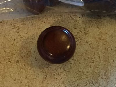 Solid Wood Knobs - Set of 10 - Brand New and Never Used