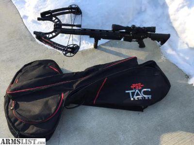 For Sale: PSE TAC 15 AR Crossbow upper