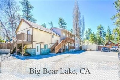 Apartment for rent in BIG BEAR.