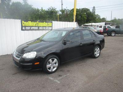 2009 Volkswagen Jetta S (Black)