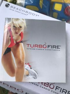 Beachbody Turbo Fire