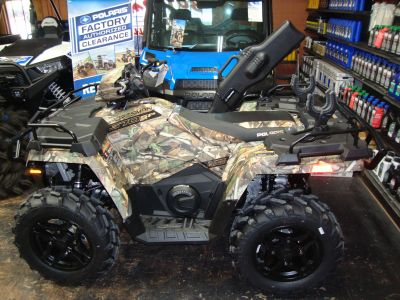 2018 Polaris SPORTSMAN 570SP HUNTERS EDITION Sport-Utility ATVs Leesville, LA