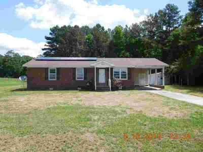 767 Mitchell Road Dudley, Brick ranch with Three BR and 1