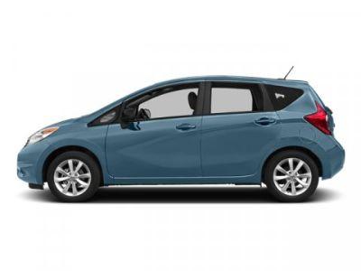 2014 Nissan Versa Note S (Morningsky Blue Metallic)