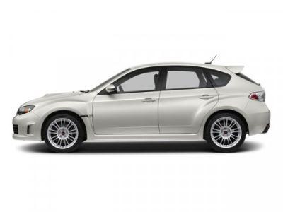 2012 Subaru Impreza WRX STI (Satin White Pearl)