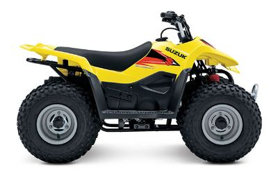 2018 Suzuki QuadSport Z50 Sport ATVs Phillipston, MA