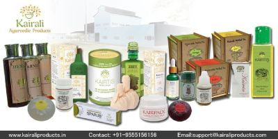 Kairali Herbal Products Manufacturer and Online Seller