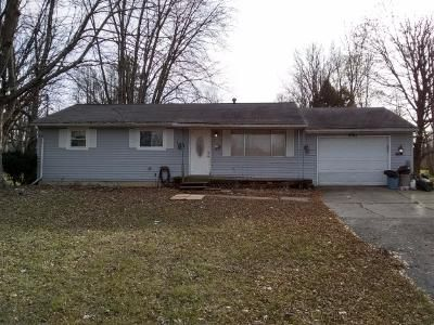 3 Bed 1 Bath Foreclosure Property in Saginaw, MI 48638 - W Michigan Ave