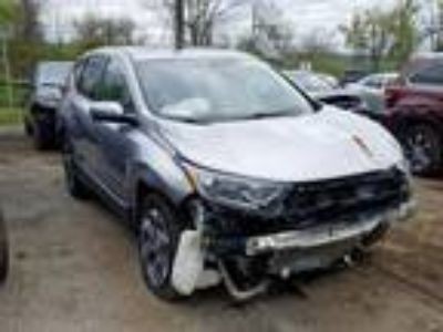 Salvage 2018 HONDA CR-V EXL for Sale