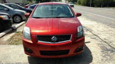 2010 Nissan Sentra 2.0 (Metallic orange)