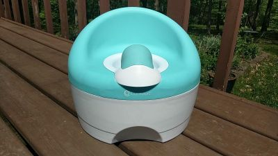 Contours 3 in 1 potty chair