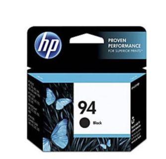HP #94 Original Black Inkjet Printer Ink