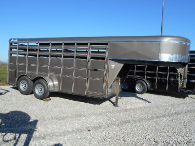 16ft Delta Stock trailer Come check out this sharp trailer!