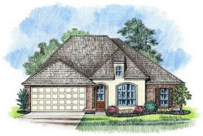 $244,900, 4br, New Homes in Baton Rouge