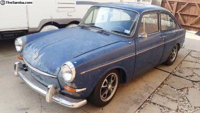 1966 Rat Sunroof Fastback