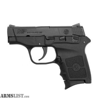 For Sale: $219 - BRAND NEW SMITH AND WESSON BODYGUARD 380 SEMI-AUTO PISTOLS