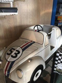 Herbie coin-op ride