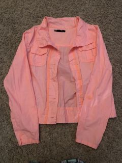 Maurices light weight jacket size M