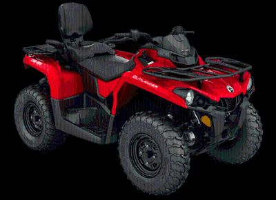 2018 Can-Am Outlander MAX 570 Utility ATVs Elk Grove, CA
