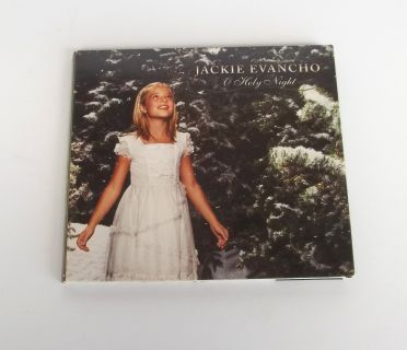 Jackie Evancho O HOLY NIGHT Christmas CD