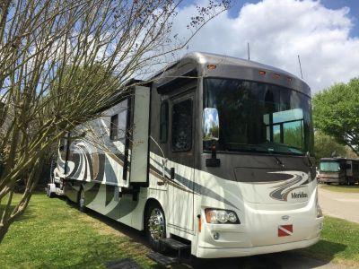 RV WINNEBAGO ITASCA MERIDIAN 2012 Pusher   Diesel