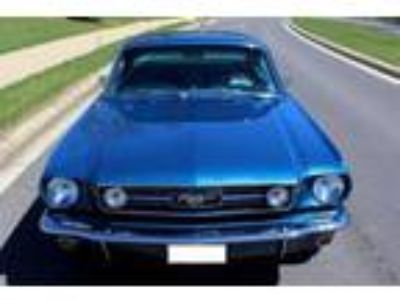 1966 Ford Mustang Real Documented K-Code GT