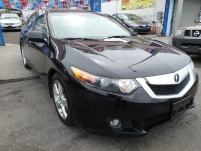 2009 Acura TSX Base (Black)