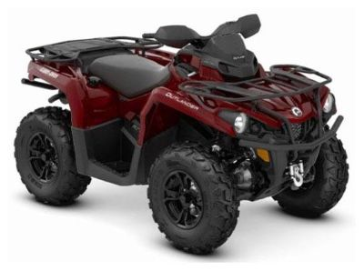 2019 Can-Am Outlander XT 570 Utility ATVs Bennington, VT