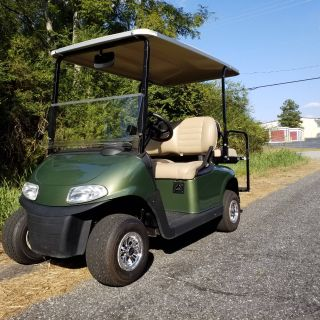 2017 E-Z-Go Golf Freedom RXV Electric Golf Golf Carts Covington, GA
