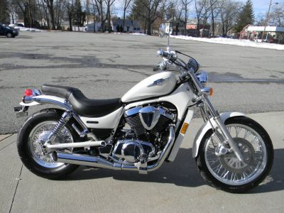 2007 Suzuki Boulevard S50 Cruiser Motorcycles Springfield, MA