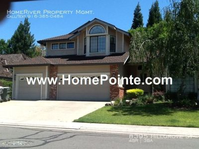 Amazing Granite Bay Beauty - 3 Car Garage - Tril Level Home
