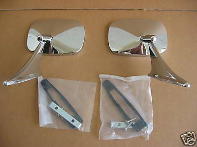 Sell 69 70 71 72 Chevelle El Camino Exterior Mirror Kit motorcycle in Placentia, California, United States