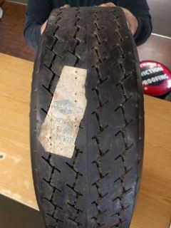 Find Goodyear blue streak sports car special 6.00-6.50-13 NOS tire perfect no cracks motorcycle in Dedham, Massachusetts, United States