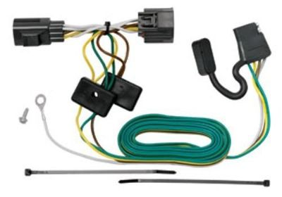 Find Trailer Hitch Wiring Tow Harness For Jeep Wrangler 2007 2008 2009 2010 motorcycle in Springfield, Ohio, United States, for US $21.00
