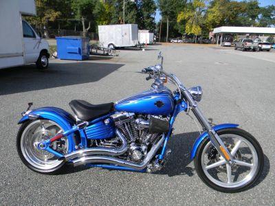 2008 Harley-Davidson Softail Rocker C Cruiser Motorcycles Springfield, MA