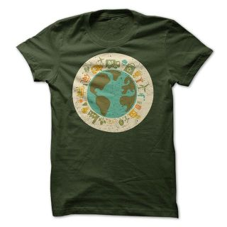 $19, Earth Day T-Shirts 2015