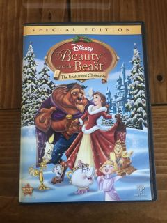 Beauty and the Beast Enchanted Christmas