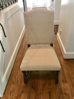 Dining Room Chairs -set of 8.
