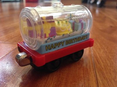 Thomas & Friends Take Along Birthday Tanker